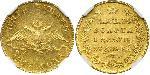 5 Ruble Russian Empire (1720-1917) Gold Alexander I of Russia (1777-1825)