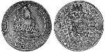 1/2 Thaler Holy Roman Empire (962-1806) Silver