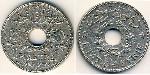 1 Piastre Syria Nickel