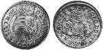 10 Kreuzer Holy Roman Empire (962-1806) Silver