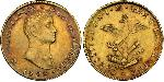 8 Escudo First Mexican Empire (1821 - 1823) Gold