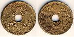 1/2 Cent French Indochina (1887-1954) Bronze
