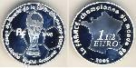 11/2 Euro France Silver