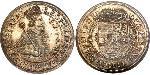 1 Taler Habsburg Empire (1526-1804) Silver Leopold V, Archduke of Austria (1586 – 1632)