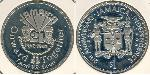 1 Dollar Jamaica (1962 - ) Copper-Nickel