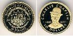 10 Dollar Liberia Gold