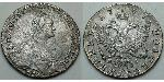 1 Polupoltinnik Russian Empire (1720-1917) Silver