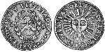 2 Sol United Provinces of the Río de la Plata (1810 -1831) Silver