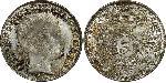 3 Kreuzer Austrian Empire (1804-1867) Silver Ferdinand I of Austria (1793 - 1875)
