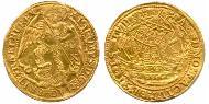 Angel United Kingdom (1922-) Gold