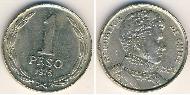 1 Peso Chile Copper-Nickel