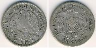 20 Centavo Chile Silver