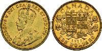 10 Dollar Canada Gold George V of the United Kingdom (1865-1936)