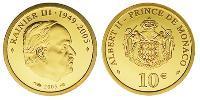 10 Euro Principato di Monaco Oro