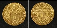 1 Gulden Germany Gold