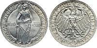 3 Mark States of Germany Argent