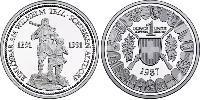 1 Taler Switzerland Platinum