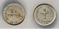 2 1/2 Centavo République dominicaine