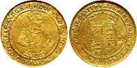 1/2 Sovereign Reino de Inglaterra (927-1649,1660-1707) Oro Eduardo VI  (1537-1553)