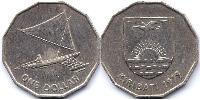 1 Dollar Kiribati