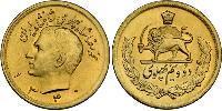 1/2 Pahlavi Iran Gold