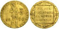 1 Ducat Kingdom of the Netherlands Gold