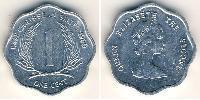 1 Cent  Aluminium