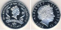 5 Pound  Silver