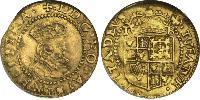 1/2 Crown Kingdom of England (927-1649,1660-1707) Gold James I (1566-1625)