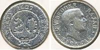 20 Cent Sarawak Silver