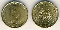 5 Centavo Argentina (1861 - ) Ottone