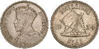 1 Shilling Fiji Silver George V of the United Kingdom (1865-1936)