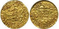 1 Florin Kingdom of the Netherlands Gold
