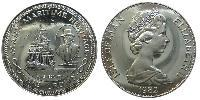 1 Crown Île de Man Cuivre-Nickel Elizabeth II (1926-)
