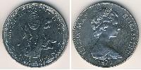 1 Krone  Rame-Nichel