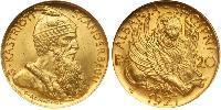 20 Franga Ari Albania Gold