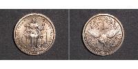 1 Franc New Caledonia