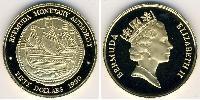 50 Dollar Bermuda Gold