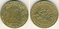 10 Franc African Union