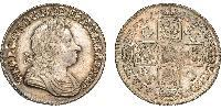 1 Shilling Kingdom of Great Britain (1707-1801) Gold George I (1660-1727)