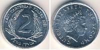 2 Cent  Aluminium