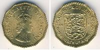1/4 Shilling Jersey Nickel
