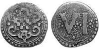 6 Pfennig Altena (1152 - 1609) Rame