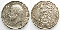 1 Sixpence United Kingdom of Great Britain and Ireland (1801-1922) Silver George V of the United Kingdom (1865-1936)