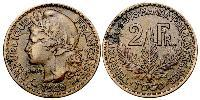 2 Franc France / French Third Republic (1870-1940)