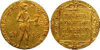 1 Ducat Kingdom of the Netherlands Gold