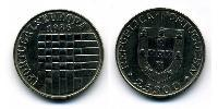 25 Escudo Portuguese Republic (1975 - ) Copper-Nickel
