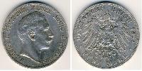 5 Mark Kingdom of Prussia (1701-1918) Silver