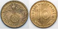 10 Pfennig Deutsches Reich (1933-1945)