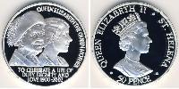 50 Penny  Silver